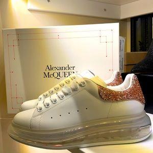 🔥HP🔥 Alexander McQueen Glitter Bubble Sneaker 39